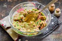 Фото приготовления рецепта: Тефтели в сливочно-томатном соусе - шаг №6