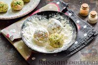 Фото приготовления рецепта: Тефтели в сливочно-томатном соусе - шаг №8