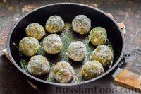 Фото приготовления рецепта: Тефтели в сливочно-томатном соусе - шаг №9
