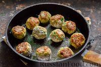 Фото приготовления рецепта: Тефтели в сливочно-томатном соусе - шаг №10