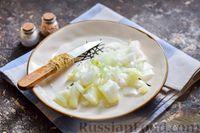 Фото приготовления рецепта: Куриный суп со шпинатом, плавленым сыром и сливками - шаг №3