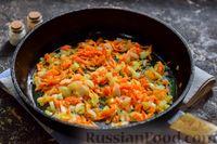 Фото приготовления рецепта: Куриный суп со шпинатом, плавленым сыром и сливками - шаг №5