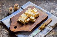 Фото приготовления рецепта: Куриный суп со шпинатом, плавленым сыром и сливками - шаг №9
