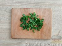 Фото приготовления рецепта: Смузи из шпината и огурца - шаг №4