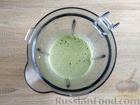 Фото приготовления рецепта: Смузи из шпината и огурца - шаг №8