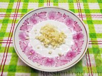 Фото приготовления рецепта: Картофельный суп с плавленым сыром - шаг №7