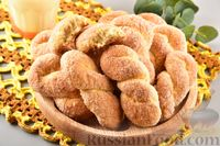 Фото приготовления рецепта: Печенье на кефире - шаг №11
