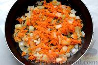 Фото приготовления рецепта: Рыбные котлеты с луком, морковью и петрушкой - шаг №7