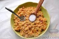 Фото приготовления рецепта: Рыбные котлеты с луком, морковью и петрушкой - шаг №10