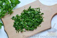 Фото приготовления рецепта: Рыбные котлеты с луком, морковью и петрушкой - шаг №12