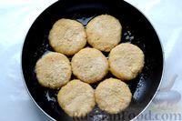 Фото приготовления рецепта: Рыбные котлеты с луком, морковью и петрушкой - шаг №17