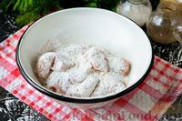 Фото приготовления рецепта: Бефстроганов из индейки, в сметанно-томатном соусе - шаг №6