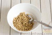 Фото приготовления рецепта: Закуска из кабачков с ореховой заправкой - шаг №2