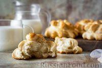 """Фото приготовления рецепта: Сдобные булочки """"Шишки"""" - шаг №20"""