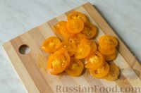 Фото приготовления рецепта: Пицца на корже из цветной капусты - шаг №10