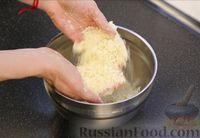 Фото приготовления рецепта: Открытый песочный пирог с ягодами - шаг №3