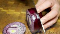 Фото приготовления рецепта: Овощи гриль с пряными травами - шаг №4