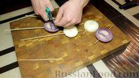 Фото приготовления рецепта: Овощи гриль с пряными травами - шаг №6