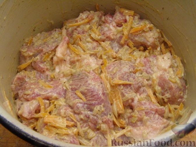 маринад для свинины на шашлык