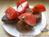 Фото к рецепту: Шашлык на сковороде (из свинины)
