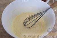 Фото приготовления рецепта: Шоколадный манник с орехами (в мультиварке) - шаг №2
