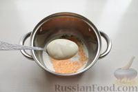Фото приготовления рецепта: Картофельные кнели с ветчиной и сыром, со сливочно-сырным соусом - шаг №14
