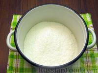 Фото приготовления рецепта: Кокосовое молоко из кокосовой стружки - шаг №2