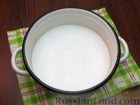 Фото приготовления рецепта: Кокосовое молоко из кокосовой стружки - шаг №8