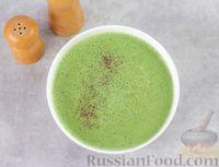 Фото приготовления рецепта: Холодный огуречный суп с йогуртом и кефиром - шаг №7