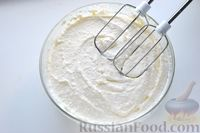 Фото приготовления рецепта: Тосты со сладкой творожной массой - шаг №7