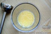 Фото приготовления рецепта: Кефирный смузи с дыней и мёдом - шаг №4
