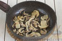"""Фото приготовления рецепта: Щи """"Монастырские"""" со свежей капустой и грибами - шаг №5"""