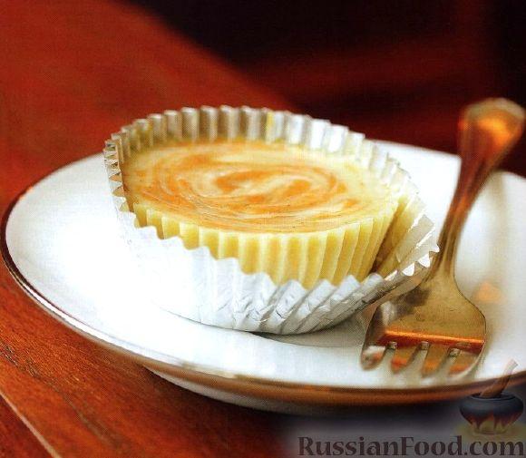 Рецепт Тыквенный чизкейк