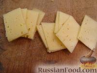 """Фото приготовления рецепта: Жареные кабачки """"Тещин язык"""" - шаг №3"""