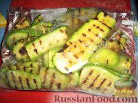 Фото к рецепту: Кабачки-гриль на зиму