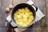 """Фото приготовления рецепта: Картофельная запеканка с фаршем """"Пастуший пирог"""" - шаг №2"""