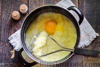 """Фото приготовления рецепта: Картофельная запеканка с фаршем """"Пастуший пирог"""" - шаг №5"""