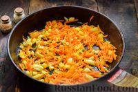 """Фото приготовления рецепта: Картофельная запеканка с фаршем """"Пастуший пирог"""" - шаг №9"""