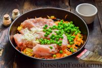 """Фото приготовления рецепта: Картофельная запеканка с фаршем """"Пастуший пирог"""" - шаг №10"""