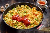 """Фото приготовления рецепта: Картофельная запеканка с фаршем """"Пастуший пирог"""" - шаг №11"""