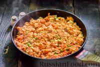 """Фото приготовления рецепта: Картофельная запеканка с фаршем """"Пастуший пирог"""" - шаг №12"""