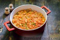 """Фото приготовления рецепта: Картофельная запеканка с фаршем """"Пастуший пирог"""" - шаг №13"""