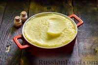 """Фото приготовления рецепта: Картофельная запеканка с фаршем """"Пастуший пирог"""" - шаг №14"""