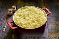 """Фото приготовления рецепта: Картофельная запеканка с фаршем """"Пастуший пирог"""" - шаг №15"""