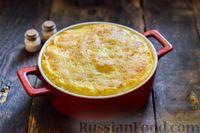 """Фото приготовления рецепта: Картофельная запеканка с фаршем """"Пастуший пирог"""" - шаг №16"""
