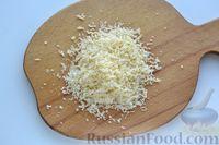 Фото приготовления рецепта: Суп с куриными фрикадельками, кабачками и вермишелью - шаг №3