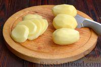 Фото приготовления рецепта: Картошка, жаренная со сладким перцем - шаг №2
