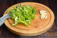 Фото приготовления рецепта: Картошка, жаренная со сладким перцем - шаг №6