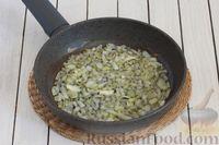 Фото приготовления рецепта: Закусочный свекольный манник с сыром - шаг №6