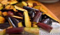 """Фото приготовления рецепта: Баклажаны """"Огонёк"""" - шаг №2"""